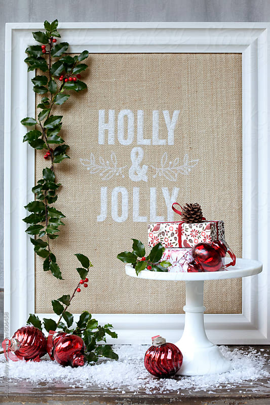 Hollyjolly by Susan Findlay for Stocksy United