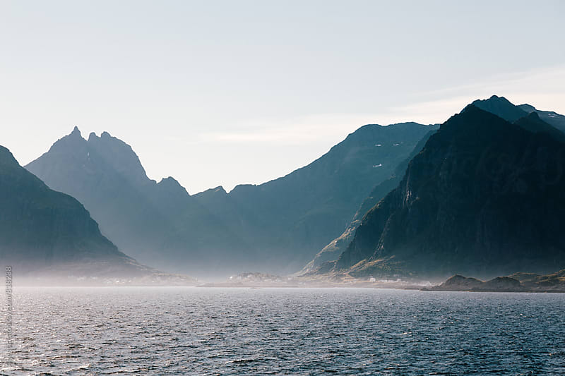 Lofoten Islands by Agencia for Stocksy United