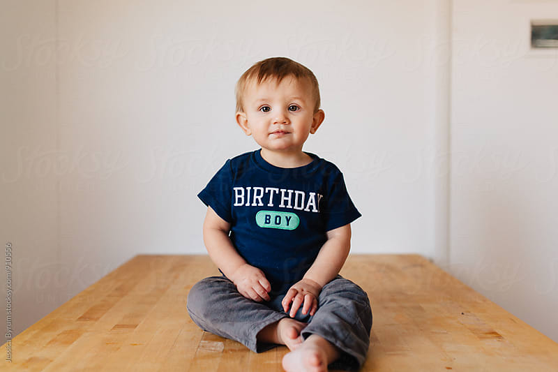 Birthday Boy by Jessica Byrum for Stocksy United