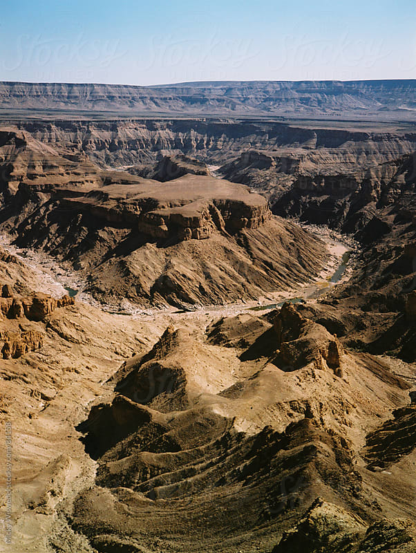 Fish River Canyon by Micky Wiswedel for Stocksy United