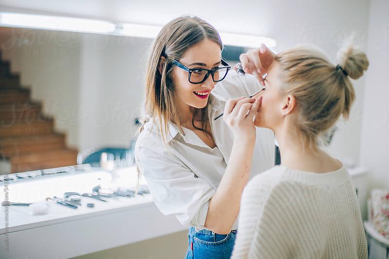 Make up studio. by Studio Firma for Stocksy United
