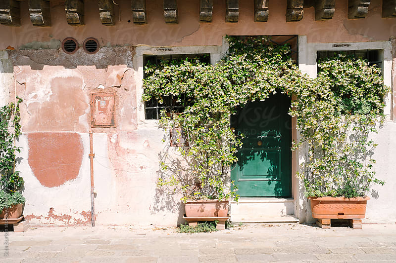 House in Venice by Sam Burton for Stocksy United
