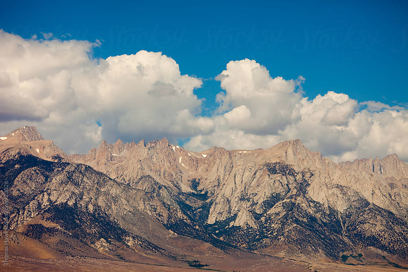 Sierra Nevada Mountains by Thomas Hawk for Stocksy United