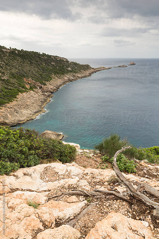 Small islands off the coast of Mallorca by Marilar Irastorza for Stocksy United
