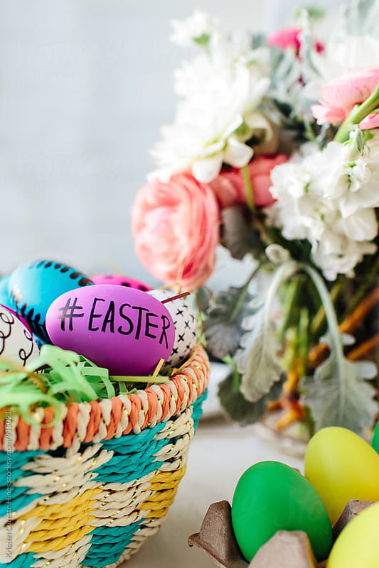 #Easter by Kristen Curette Hines for Stocksy United