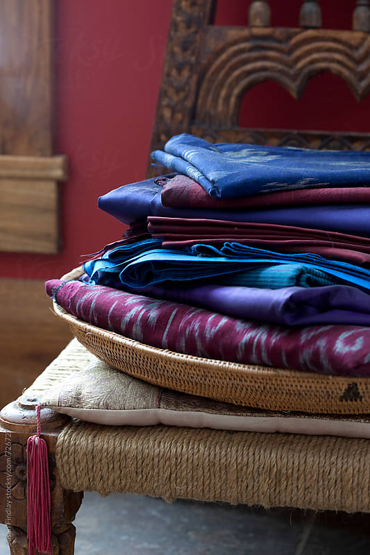 textiles by Susan Findlay for Stocksy United