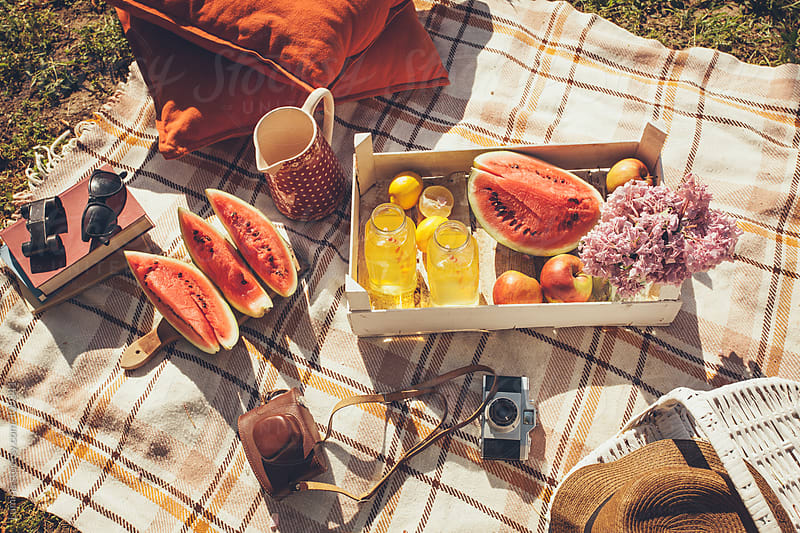 Summer Picnic by Lumina for Stocksy United