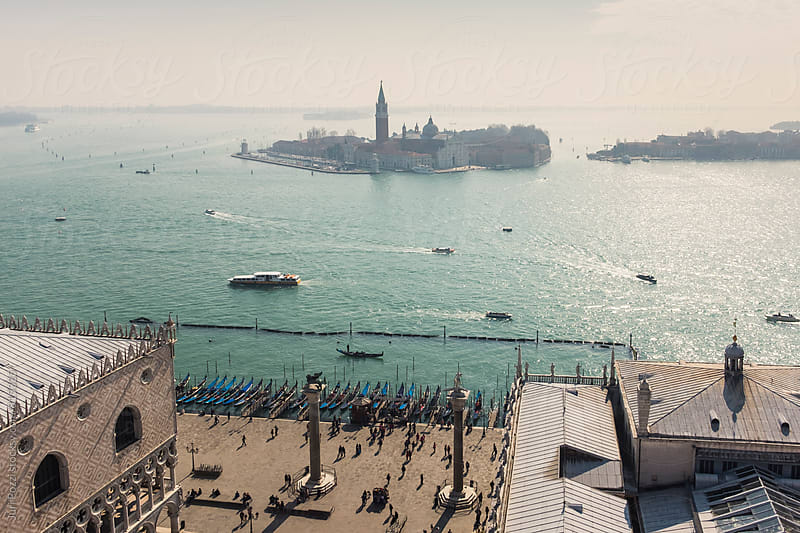 Venice lagoon by Juri Pozzi for Stocksy United