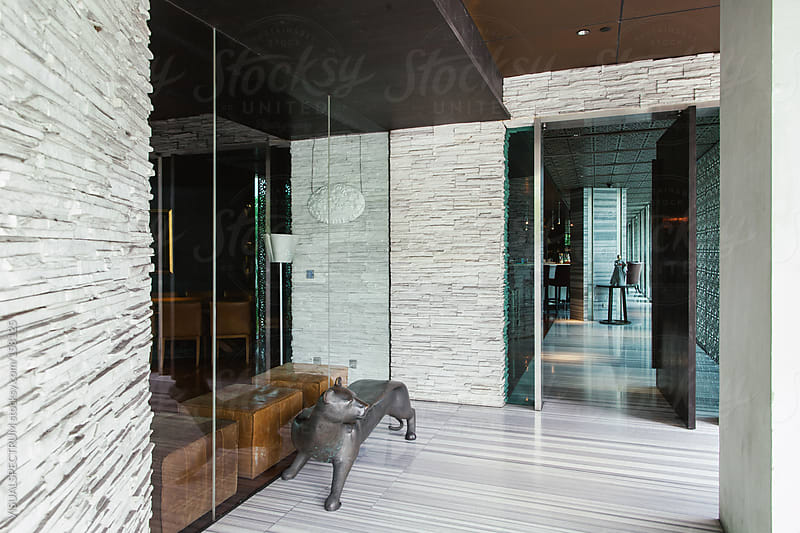 Contemporary Asian Architecture by VISUALSPECTRUM for Stocksy United