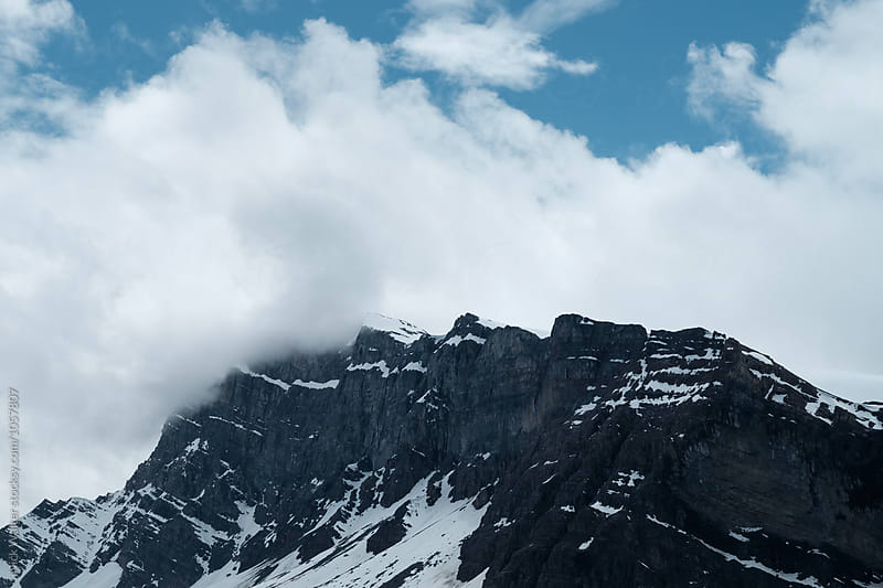 Rocky Mountains, Alberta Canada by Nick Walter for Stocksy United