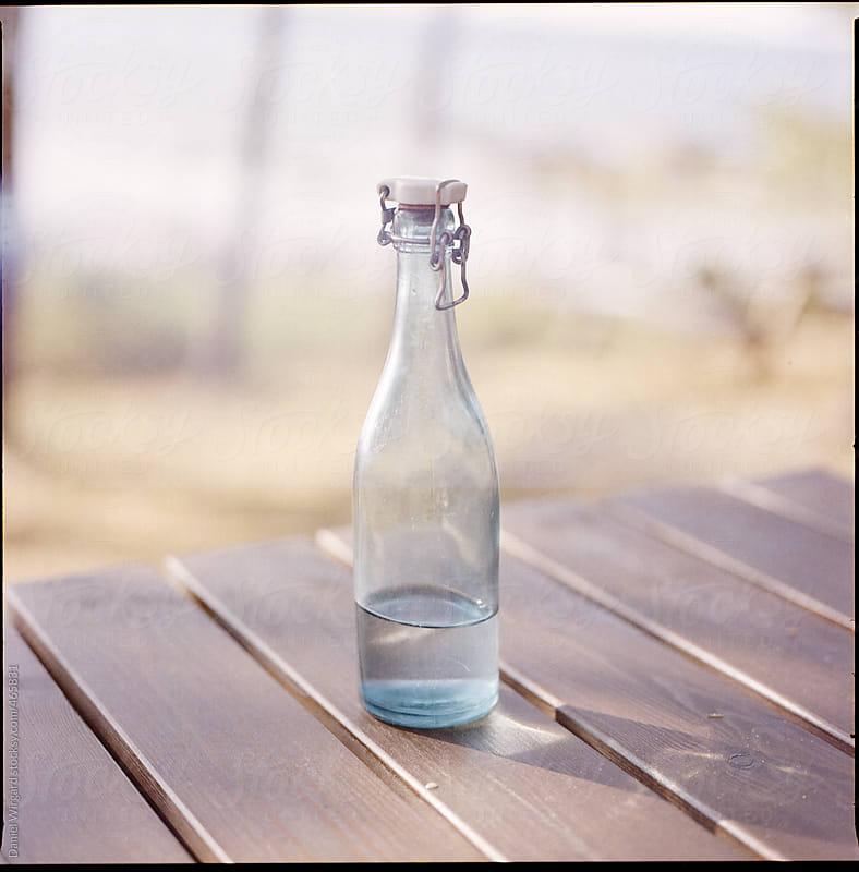Bottle by Daniel Wirgård for Stocksy United