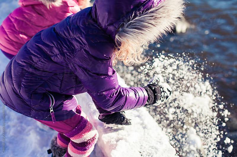 Snow day! by Cherish Bryck for Stocksy United