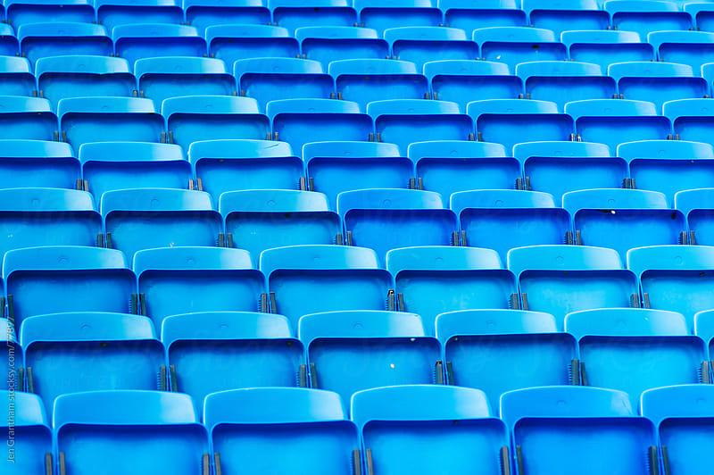 Stadium Seating by Jen Grantham for Stocksy United
