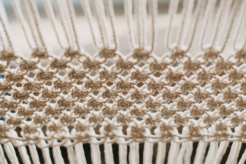 Macrame by Sara K Byrne Photography for Stocksy United