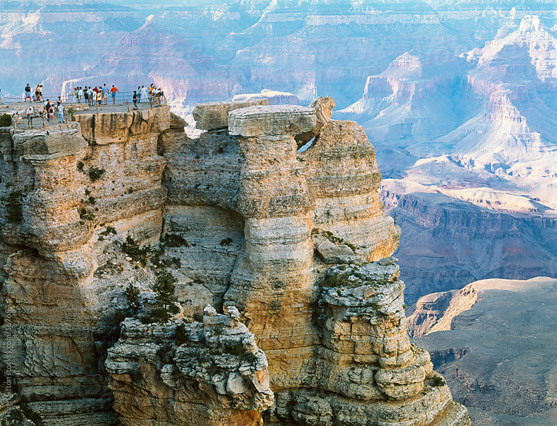 The Grand Canyon. Arizona. USA by Hugh Sitton for Stocksy United