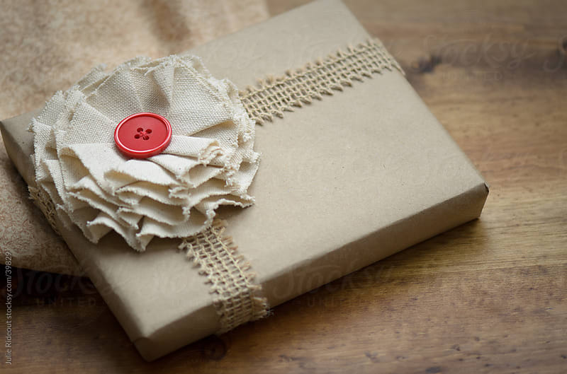 Wrapped Gift by Julie Rideout for Stocksy United