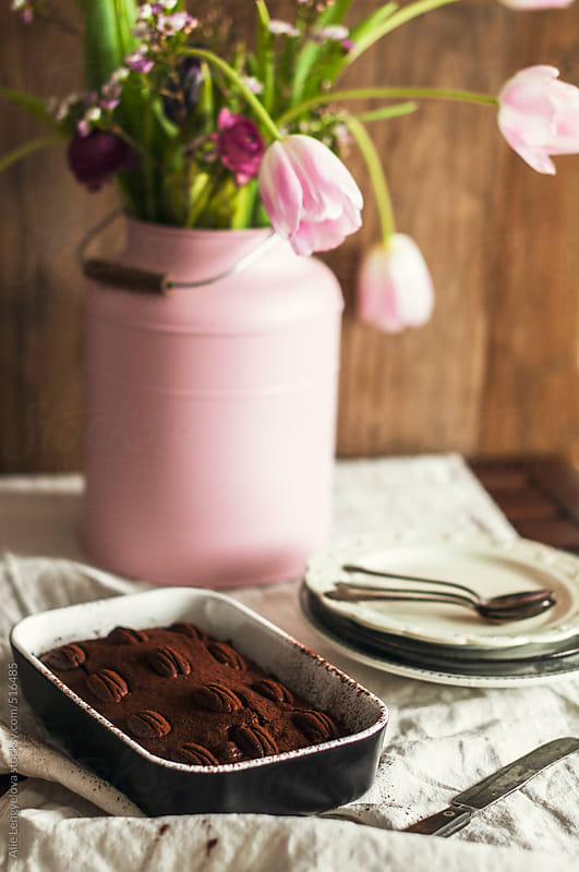 BROWNIES by Alie Lengyelova for Stocksy United