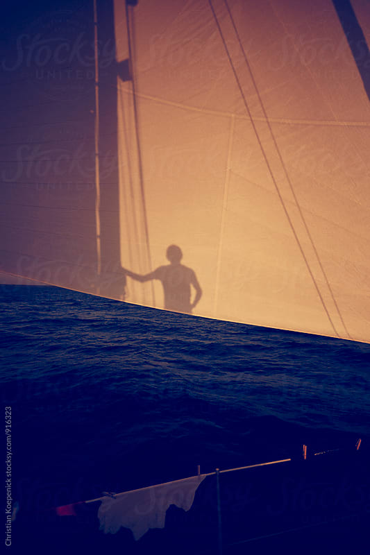 Self in Sail by Christian Koepenick for Stocksy United