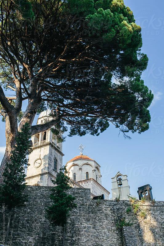 Orthodox monastery  by Zocky for Stocksy United