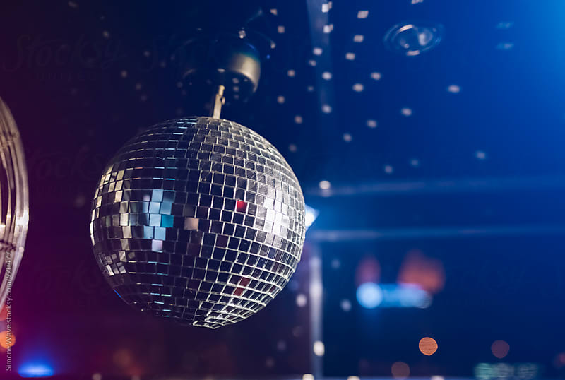 Disco ball by GIC for Stocksy United