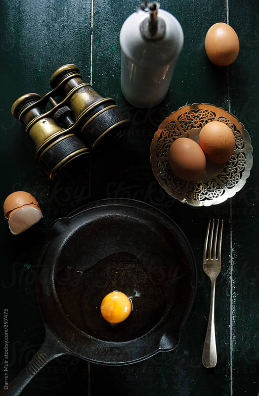 Breakfast. by Darren Muir for Stocksy United
