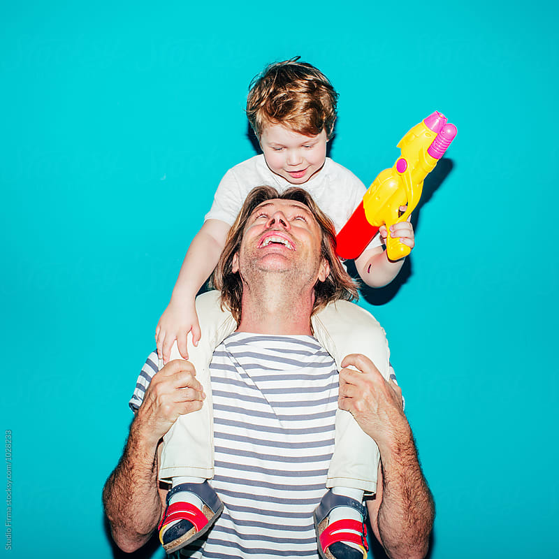 Like Father Like Son by Studio Firma for Stocksy United