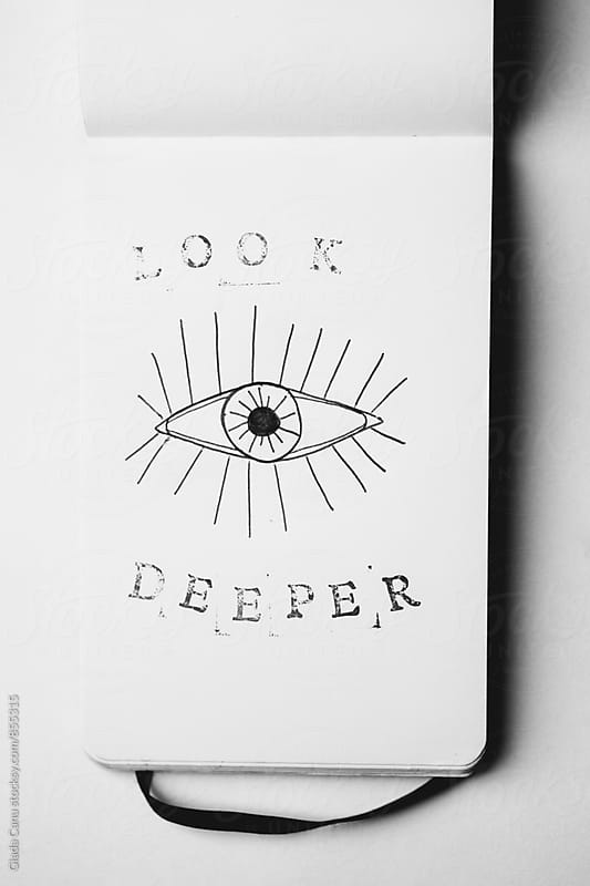 Look deeper by Giada Canu for Stocksy United