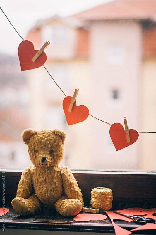Valentine's day by Aleksandra Jankovic for Stocksy United