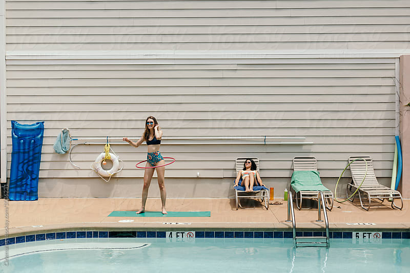 First Day of Summer by Foster Addington for Stocksy United