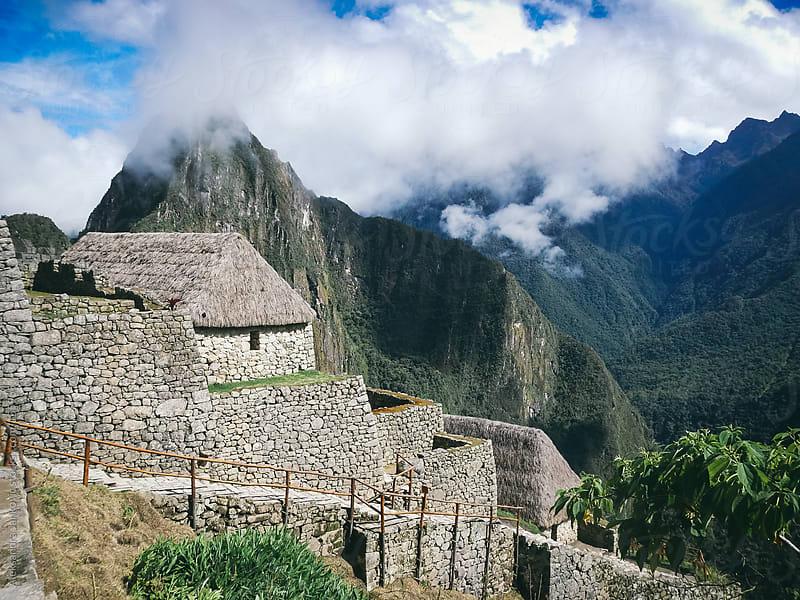 Machu Picchu, Peru by Aleksandra Jankovic for Stocksy United