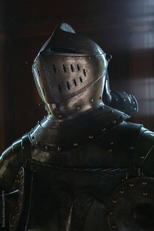 Armor by Zocky for Stocksy United
