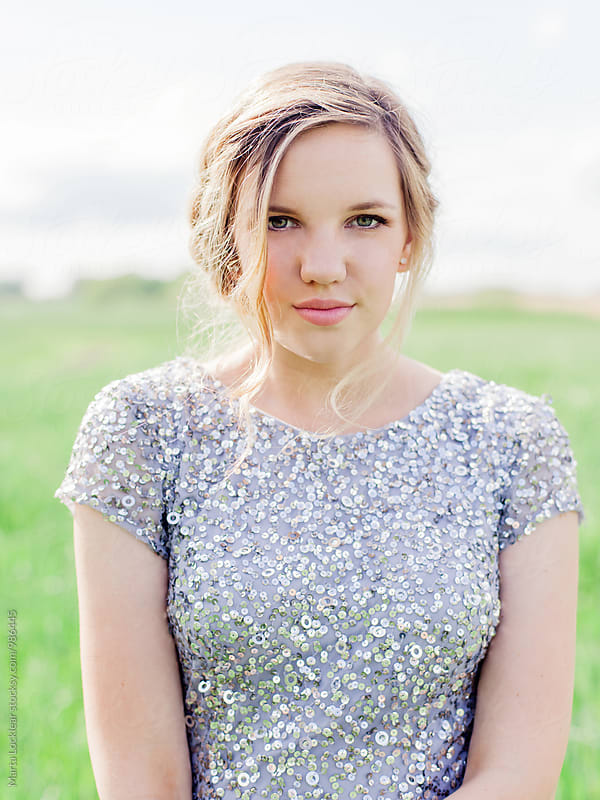 Teen Prom Portraits by Marta Locklear for Stocksy United