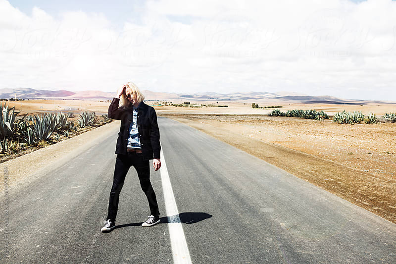 Road by Rachel Schraven for Stocksy United