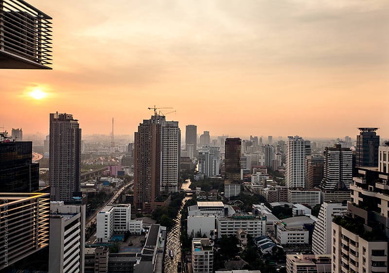 Bangkok, Thailand by Lumina for Stocksy United
