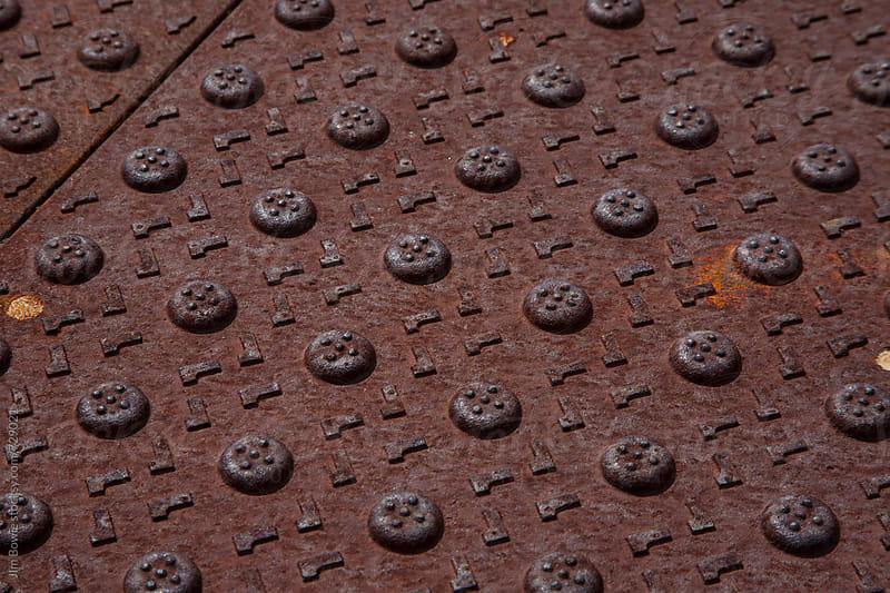 Rust Floor by JIm Bowie for Stocksy United