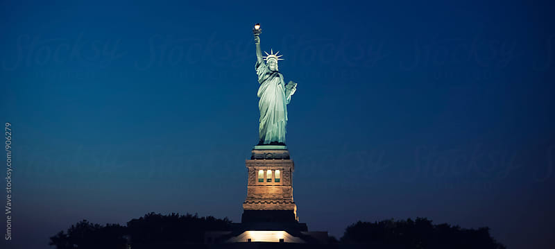 Statue of Liberty by WAVE for Stocksy United