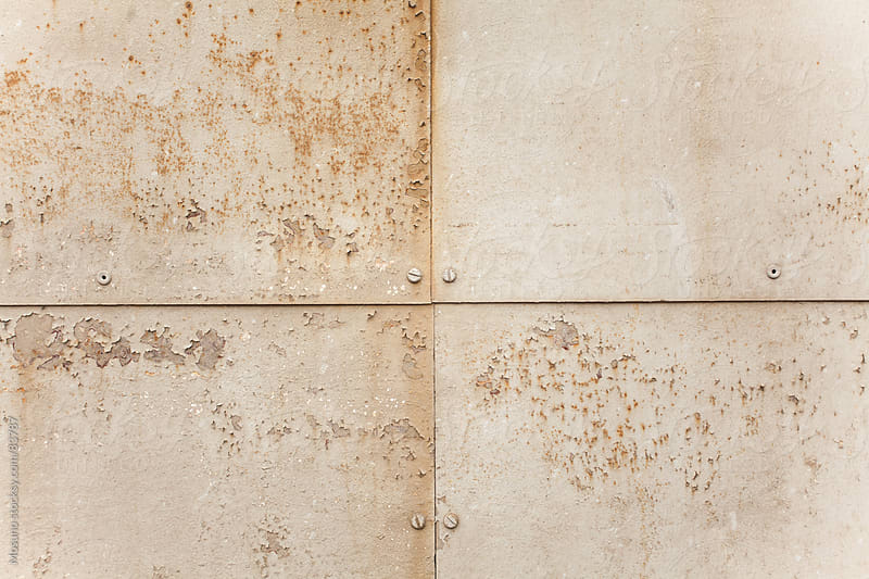 Old wall as background. by Mosuno for Stocksy United