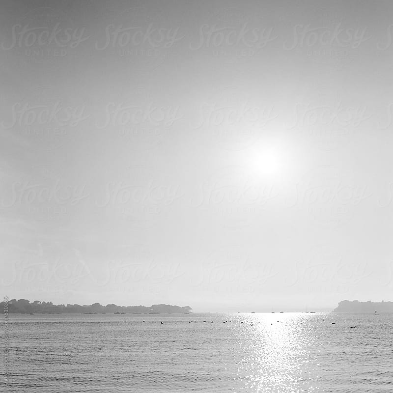 Sun at Sandbanks by Andrew Spencer for Stocksy United