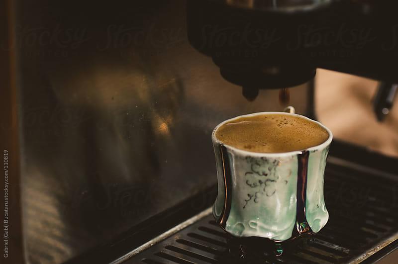 Espresso Cup by Gabriel (Gabi) Bucataru for Stocksy United