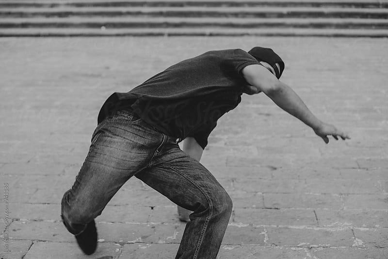 Street Dance II by luis felix for Stocksy United