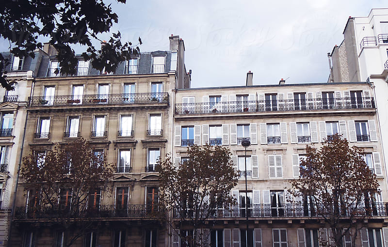 Paris streets by Jovana Rikalo for Stocksy United