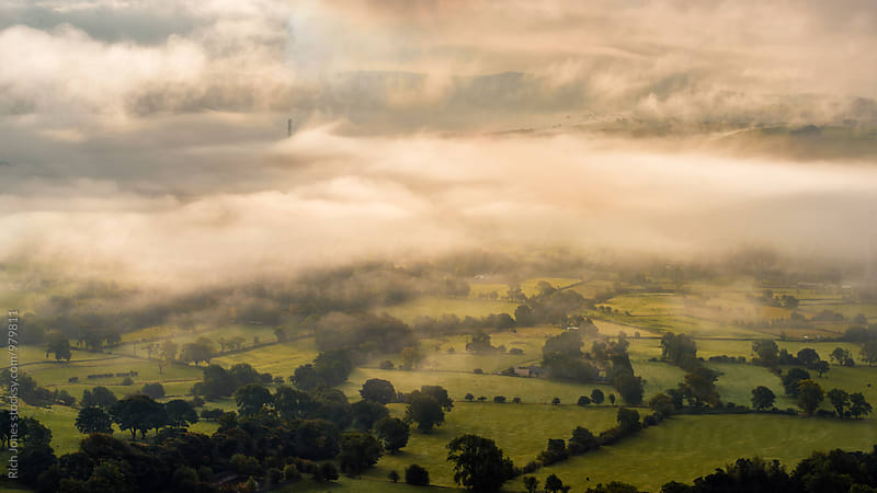 Hope Valley, Peak District by Rich Jones for Stocksy United