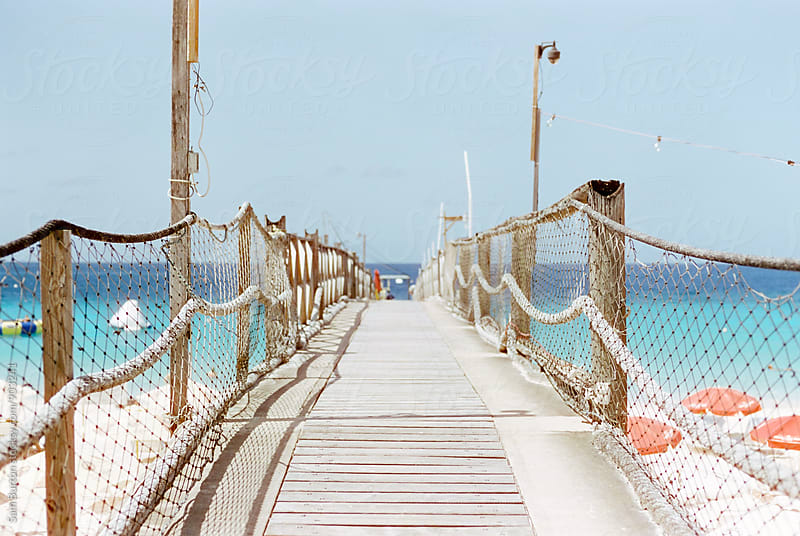Pier by Sam Burton for Stocksy United