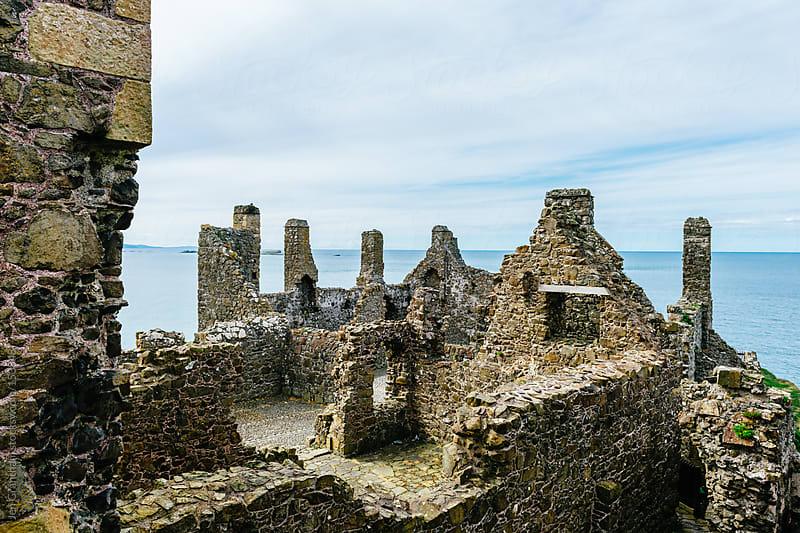 Dunluce Castle, Northern Ireland by Jen Grantham for Stocksy United