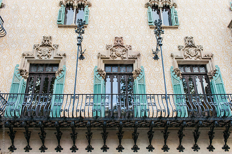 Casa Battlo in Barcelona by Zocky for Stocksy United
