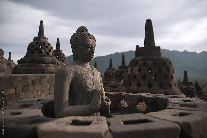 Borobudur by Anthon Jackson for Stocksy United