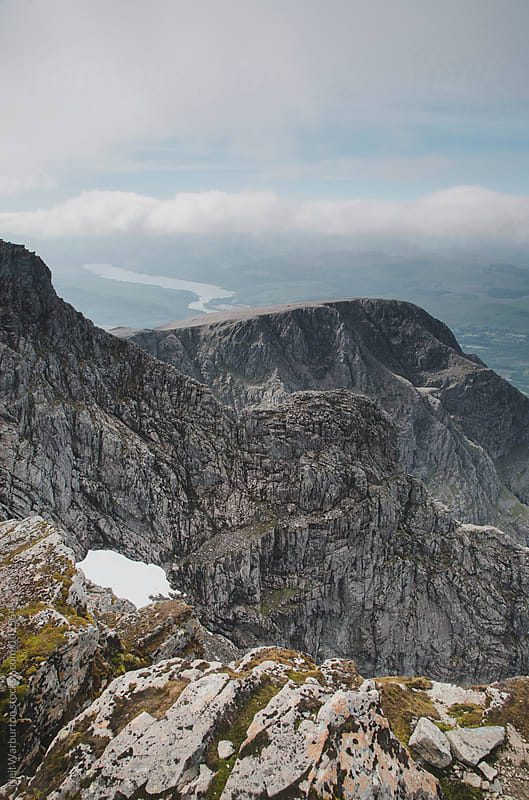 Ben Nevis by Neil Warburton for Stocksy United