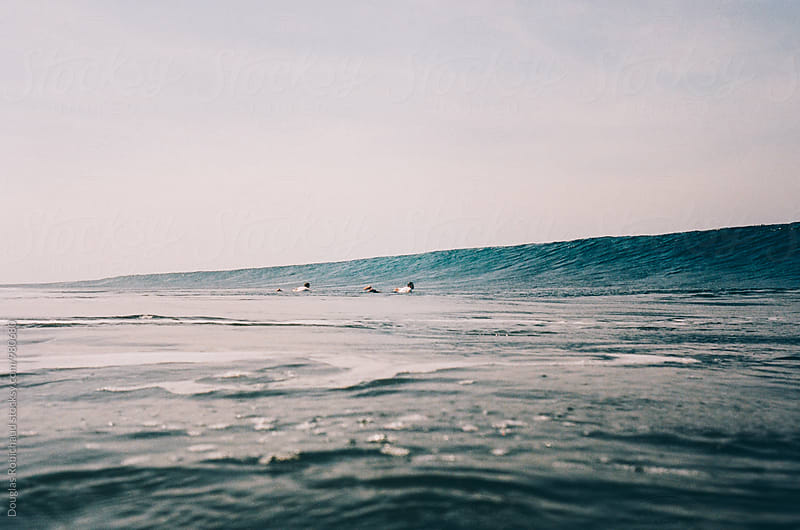 Surf trip in Costa Rica by Douglas Robichaud for Stocksy United