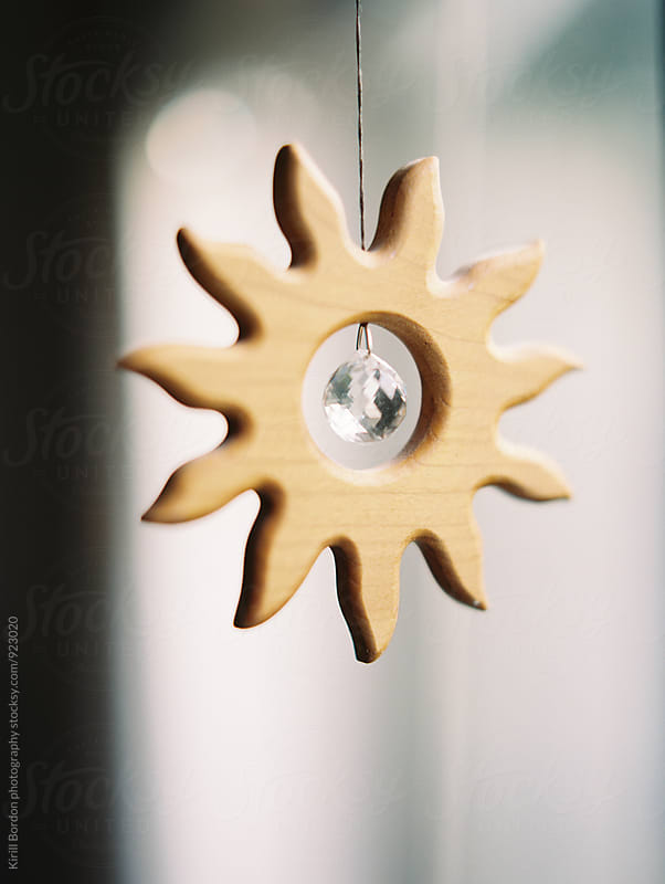 wooden sun by Kirill Bordon photography for Stocksy United
