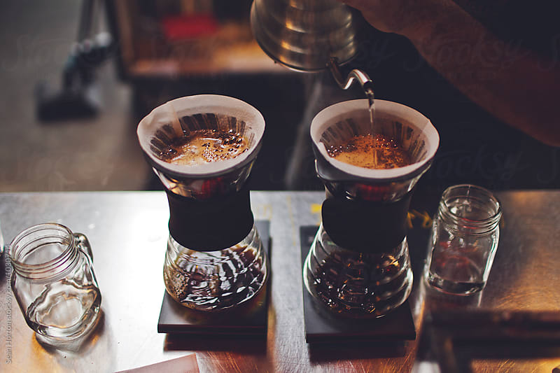 Pour Over by Sean Horton for Stocksy United